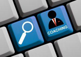 Online nach Coaching Angeboten suchen